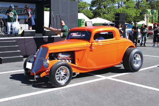 1934 Ford 3window Coupe