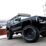 LAX STYLE JEEP XJ CHEROKEE Semi Complete MODEL