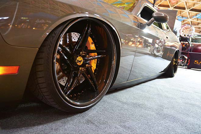 SAVINI FORGED SV71-XTREME CONCAVE