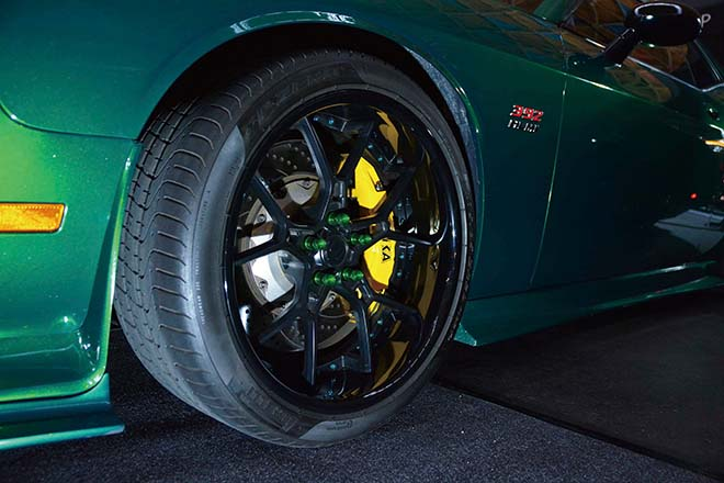 SAVINI FORGED SV80-XTREME CONCAVE