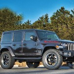 2019 Jeep WRANGLER ELFORD-OFFROAD