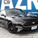 2018 FORD MUSTANG PREMIUM Eco Boost Performance PKG
