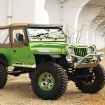 1991 Jeep Wrangler YJ with 5.9L Magnum V8