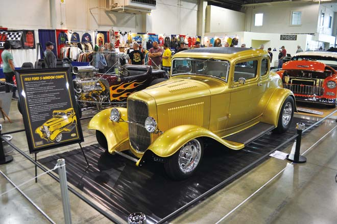 1932 Ford 5Window Coupe