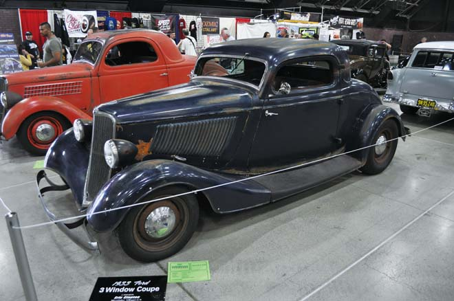 1933 Ford 3Window Coupe