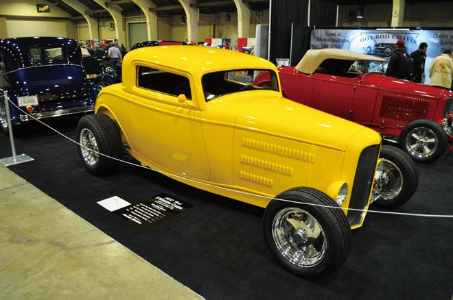 1932 Ford 3Window Coupe