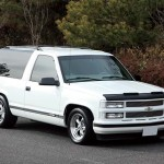 1997 Chevrolet Tahoe 2 Door