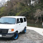 2003 DODGE VAN Shorty California Custom